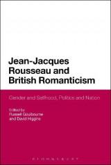 Omslag - Jean-Jacques Rousseau and British Romanticism