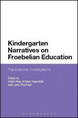 Omslag - Kindergarten Narratives on Froebelian Education