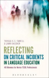 Omslag - Reflecting on Critical Incidents in Language Education
