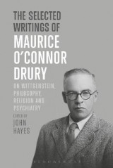 Omslag - The Selected Writings of Maurice O'Connor Drury