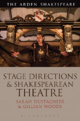 Omslag - Stage Directions and Shakespearean Theatre