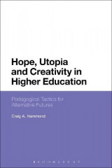 Omslag - Hope, Utopia and Creativity in Higher Education