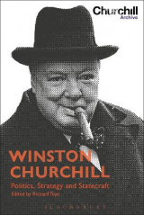 Omslag - Winston Churchill