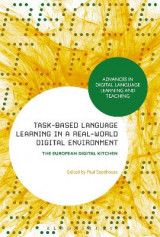 Omslag - Task-Based Language Learning in a Real-World Digital Environment