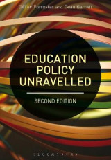 Omslag - Education Policy Unravelled