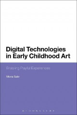 Omslag - Digital Technologies in Early Childhood Art