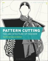 Omslag - Pattern Cutting: The Architecture of Fashion