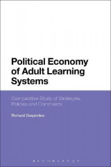 Omslag - Political Economy of Adult Learning Systems