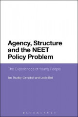 Omslag - Agency, Structure and the Neet Policy Problem