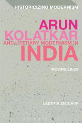 Omslag - Arun Kolatkar and Literary Modernism in India