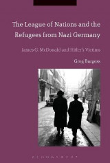 Omslag - The League of Nations and the Refugees from Nazi Germany