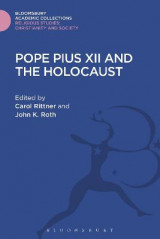 Omslag - Pope Pius XII and the Holocaust