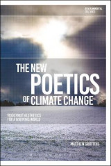 Omslag - The New Poetics of Climate Change