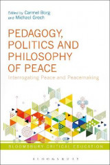 Omslag - Pedagogy, Politics and Philosophy of Peace
