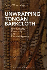 Omslag - Unwrapping Tongan Barkcloth