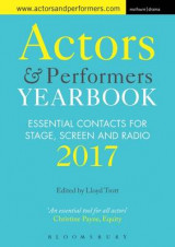 Omslag - Actors and Performers Yearbook 2017