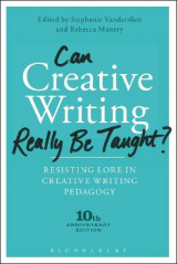 Omslag - Can Creative Writing Really Be Taught?