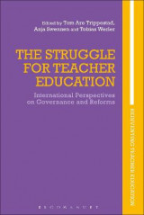 Omslag - The Struggle for Teacher Education