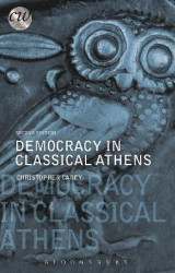 Omslag - Democracy in Classical Athens