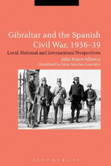 Omslag - Gibraltar and the Spanish Civil War, 1936-39