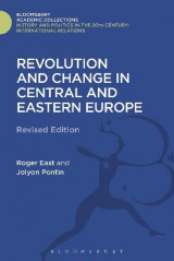 Omslag - Revolution and Change in Central and Eastern Europe