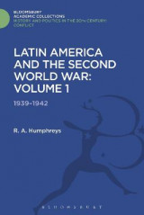 Omslag - Latin America and the Second World War: 1939 - 1942 Volume 1
