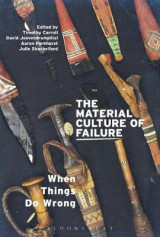 Omslag - The Material Culture of Failure