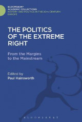 Omslag - The Politics of the Extreme Right
