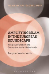 Omslag - Amplifying Islam in the European Soundscape