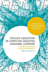 Omslag - Teacher Education in Computer-Assisted Language Learning