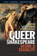 Omslag - Queer Shakespeare