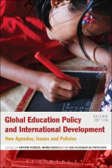 Omslag - Global Education Policy and International Development