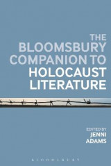 Omslag - The Bloomsbury Companion to Holocaust Literature