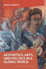 Omslag - Aesthetics, Arts and Politics in a Global World
