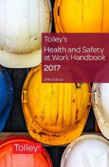 Omslag - Tolley's Health & Safety at Work Handbook 2017