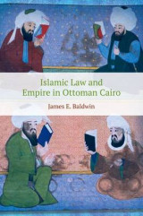 Omslag - Islamic Law and Empire in Ottoman Cairo