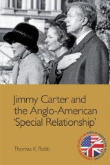 Omslag - Jimmy Carter and the Anglo-American 'Special Relationship'