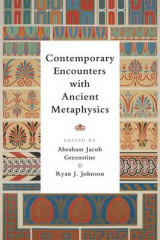 Omslag - Contemporary Encounters with Ancient Metaphysics