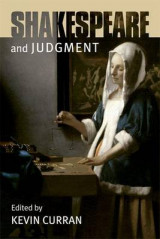 Omslag - Shakespeare and Judgment