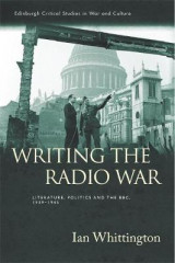 Omslag - Writing the Radio War