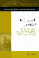 Omslag - Is Shylock Jewish?