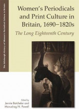 Omslag - Women'S Periodicals and Print Culture in Britain, 1690-1820s