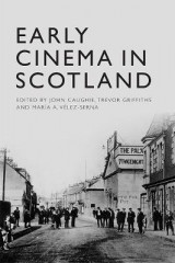 Omslag - Early Cinema in Scotland