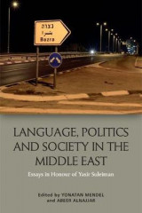 Omslag - Language, Politics and Society in the Middle East