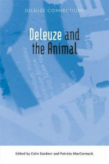 Omslag - Deleuze and the Animal