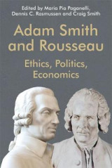 Omslag - Adam Smith and Rousseau