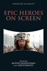 Omslag - Epic Heroes on Screen