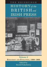 Omslag - The Edinburgh History of the British and Irish Press: 2