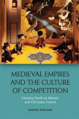 Omslag - Medieval Empires and the Culture of Competition