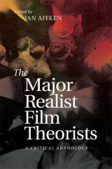 Omslag - The Major Realist Film Theorists